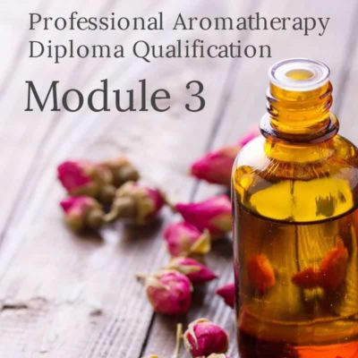 Professional Aromatherapy Diploma Qualification module 3