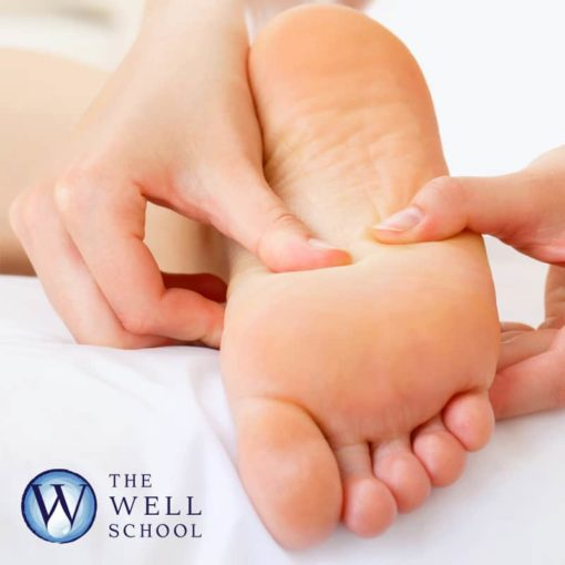 Aromaflex foot treatment