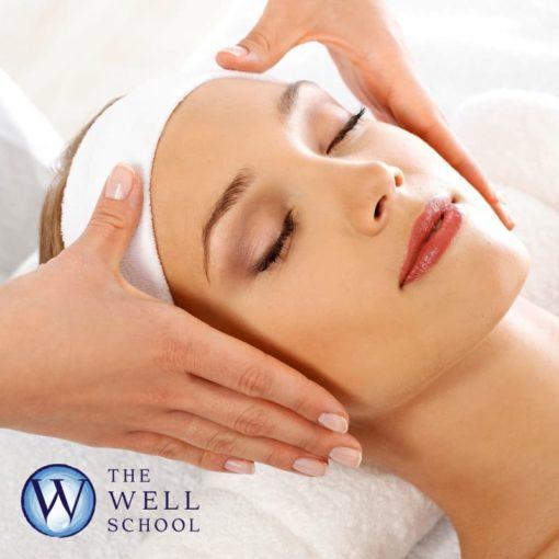 Aromatherapy holistic facial