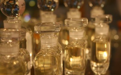 Perfume Oil Recipe – Christmas Gift